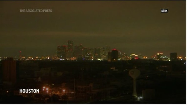 Anger builds amid Texas power outages