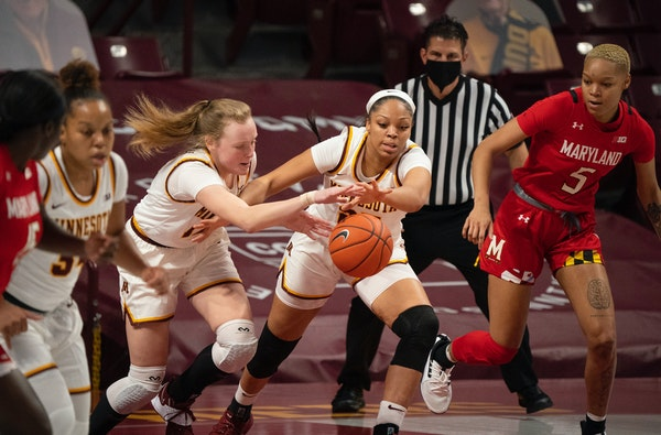 Rutgers makes Gophers women's basketball pay for turnovers