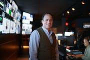 Tim Peterman, CEO of iMedia Brands. (GLEN STUBBE/Star Tribune)