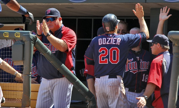 Former Twins All-Star Dozier retires at 33, lauded by former managers
