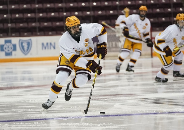 Three things to watch as Gophers men's hockey enters Big Ten stretch run