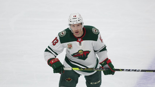 Wild players happy to trade COVID isolation for getting back on the ice