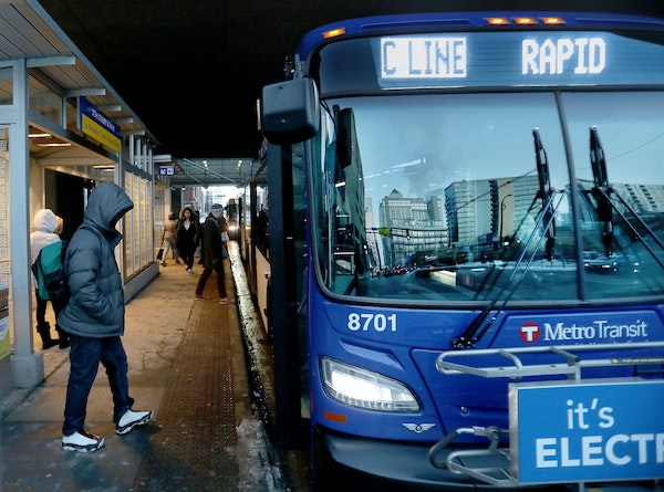 Metro Transit hopes to have as many as 15 rapid bus lines operating by 2040.