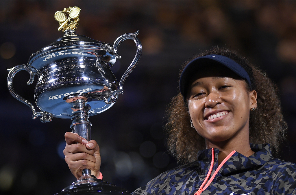 Naomi Osaka Defeats Jennifer Brady at 2021 Australian Open to Win Fourth Grand Slam
