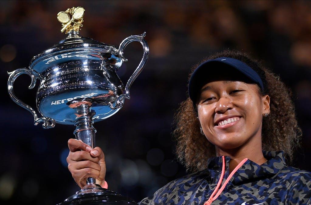 Naomi Osaka Defeats Jennifer Brady at 2021 Australian Open to Win Fourth Grand Slam