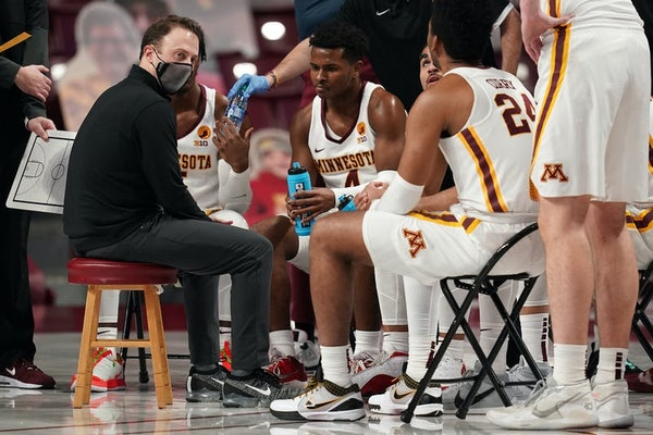 """""""Everything we did was not real good,"""" coach Richard Pitino said after Saturday's 31-point loss to Illinois."""