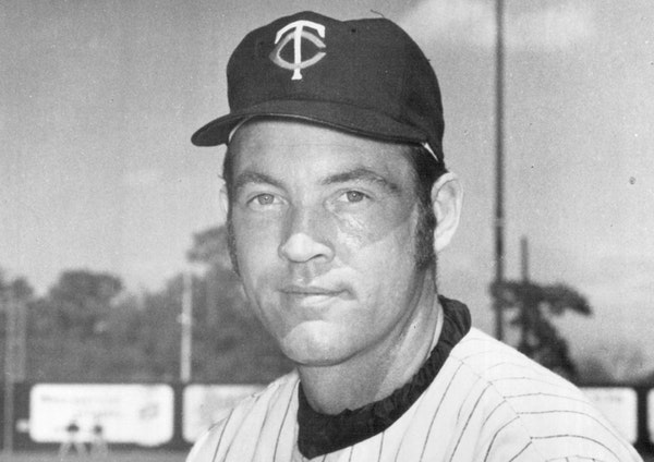 Stan Williams pitched for the Twins in 1970 and 1971.