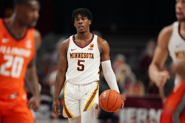 On the outs? Gophers men drop to fringe of NCAA men's basketball predictions