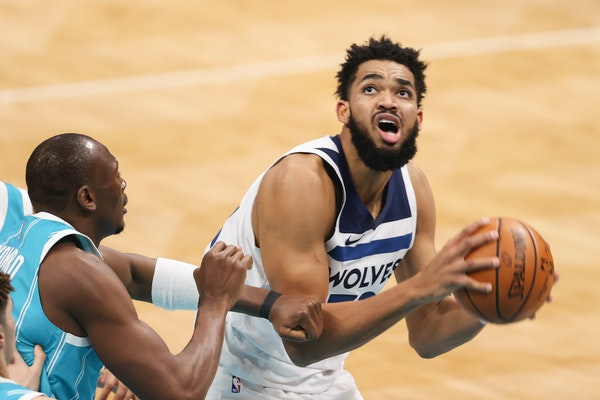 Towns says he's happy with Finch as new Timberwolves coach, but ...