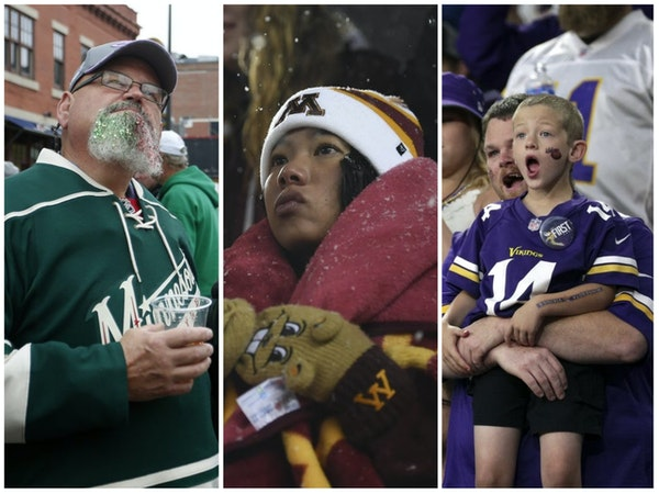 Star Tribune sports survey: Will you go to games when fans are allowed?