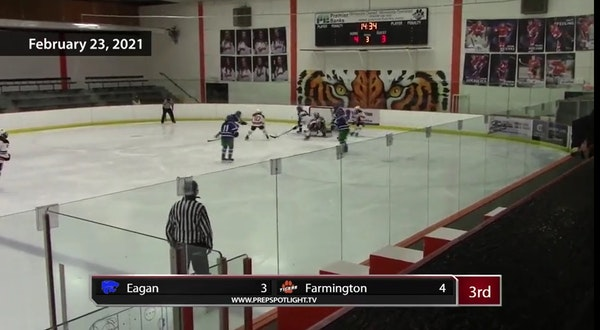 Highlights: Minnesota high school hockey, Feb. 22-23