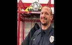Justin Fredrickson  Credit: Courtesy of Cornell Fire Department