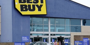 The Best Buy store in Arlington Heights, Ill. (AP Photo/Nam Y. Huh)