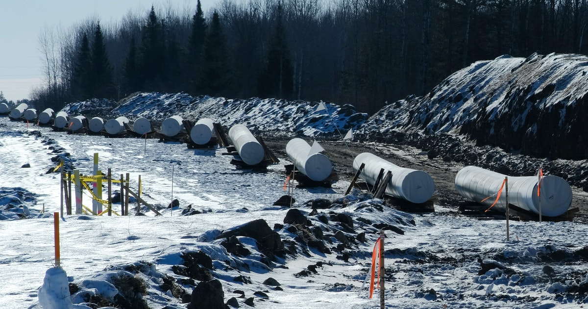 Pipeline workers among those arrested in sex trafficking sting