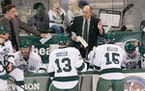 Bemidji State coach Tom Serratore has a team sitting on the NCAA tournament bubble.