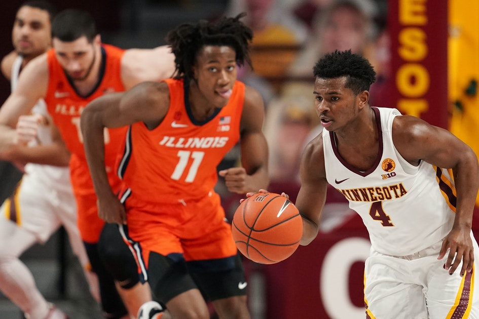 startribune.com - Marcus Fuller - Jamal Mashburn Jr.'s first Gophers men's basketball season one of growth and lessons learned