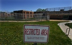 More than 730 sex offenders are confined at secure treatment centers like this one in St. Peter, Minn. ORG XMIT: MIN1701051450030487