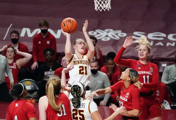 U women's basketball back on track after 10-point win vs. Huskers