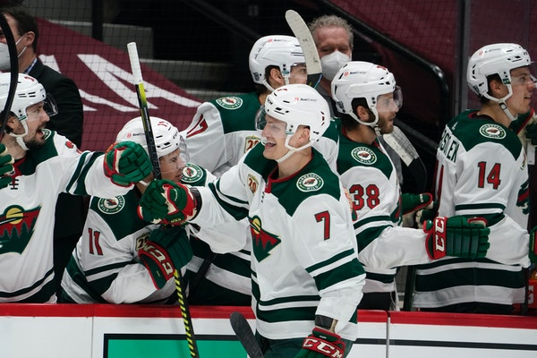 Parise, Fiala, others hit milestones as Wild ends road swing with flourish