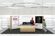 Rendering of an in-Target Apple center. Target plans to open these over the next few years. (Provided by Target)