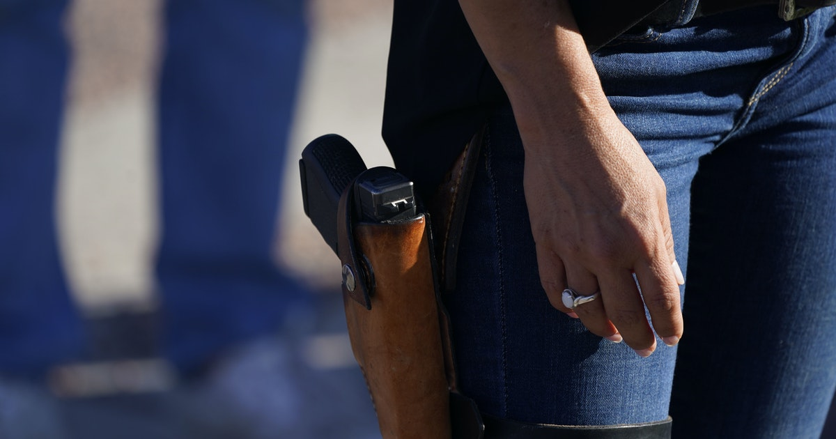 OPINION EXCHANGE   Ready to nag or be nagged about gun control?
