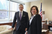 About two months after taking office, new U.S. Attorney Erica MacDonald's priorities for Minnesota are coming into clearer view with the formation