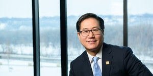 Dr. Joseph Lee, currently medical director of Hazelden Betty Ford, will become its CEO in June. (Provided by Hazelden)