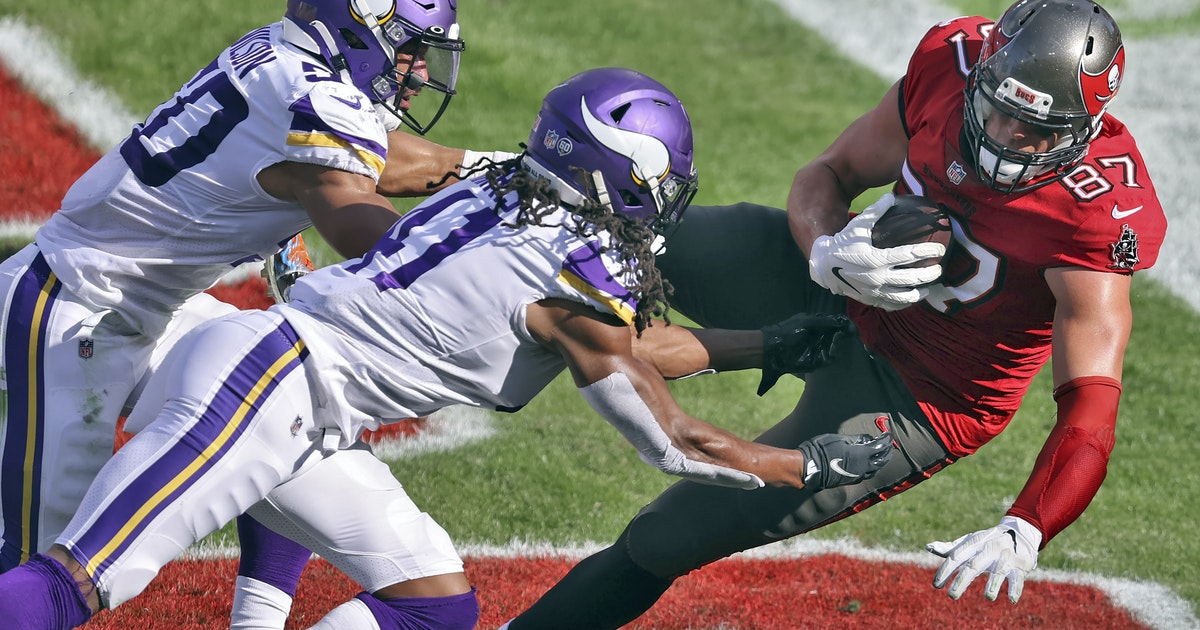 Vikings mailbag: Expectations for free agency? Potential cuts? Safety options?