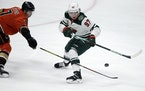 Wild left wing Kirill Kaprizov