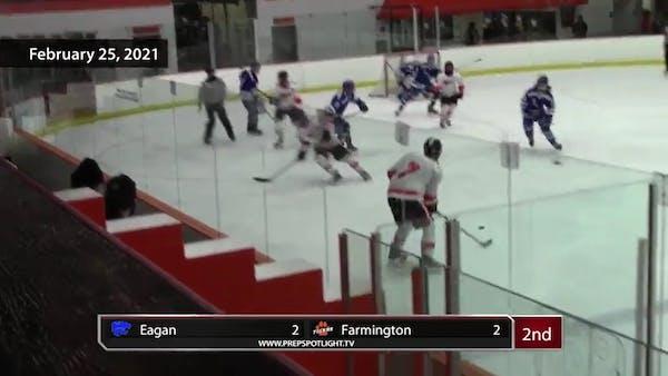 Highlights: Minnesota high school hockey, Feb. 24-25
