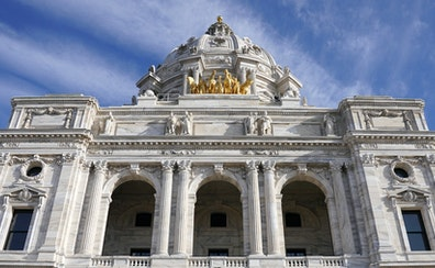 Minnesota economists are projecting a surplus of $1.6 billion for the next two-year budget.