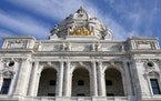 Friday's news is also likely to add fuel to a political fight over taxes at the Minnesota Capitol.