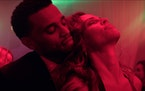 """Michael Ealy and Hilary Swank don't exactly meet cute in the thriller """"Fatale."""""""