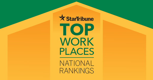 38 Minnesota companies make national Top Workplaces list
