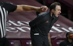 Richard Pitino's days as Gophers head coach could be numbered. He's made it through difficult seasons before, but Thursday's ugly home loss to N