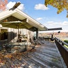 With two decks, a wraparound deck off the living room and a private deck off the owner's bedroom, a Stillwater home makes the most of its river bluf