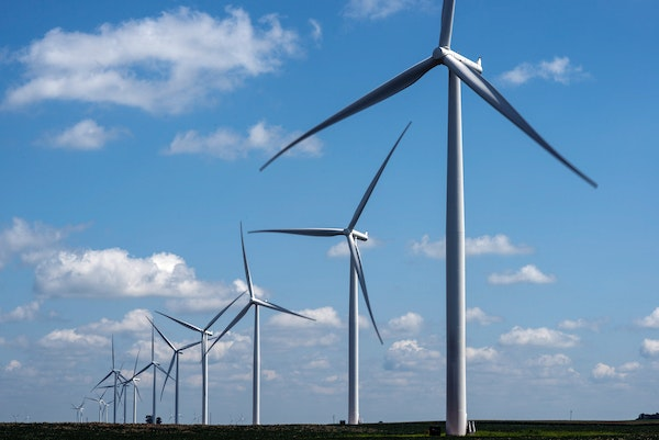 Minnesota's power companies don't really count on wind turbines to contribute much during cold snaps.