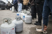 Houston residents unaccustomed to extreme cold lined up to fill propane tanks to restore heat in their homes last week. Price-gouging allegations are