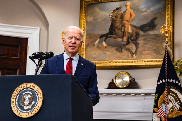 Biden hails House passage of $1.9 trillion virus relief bill