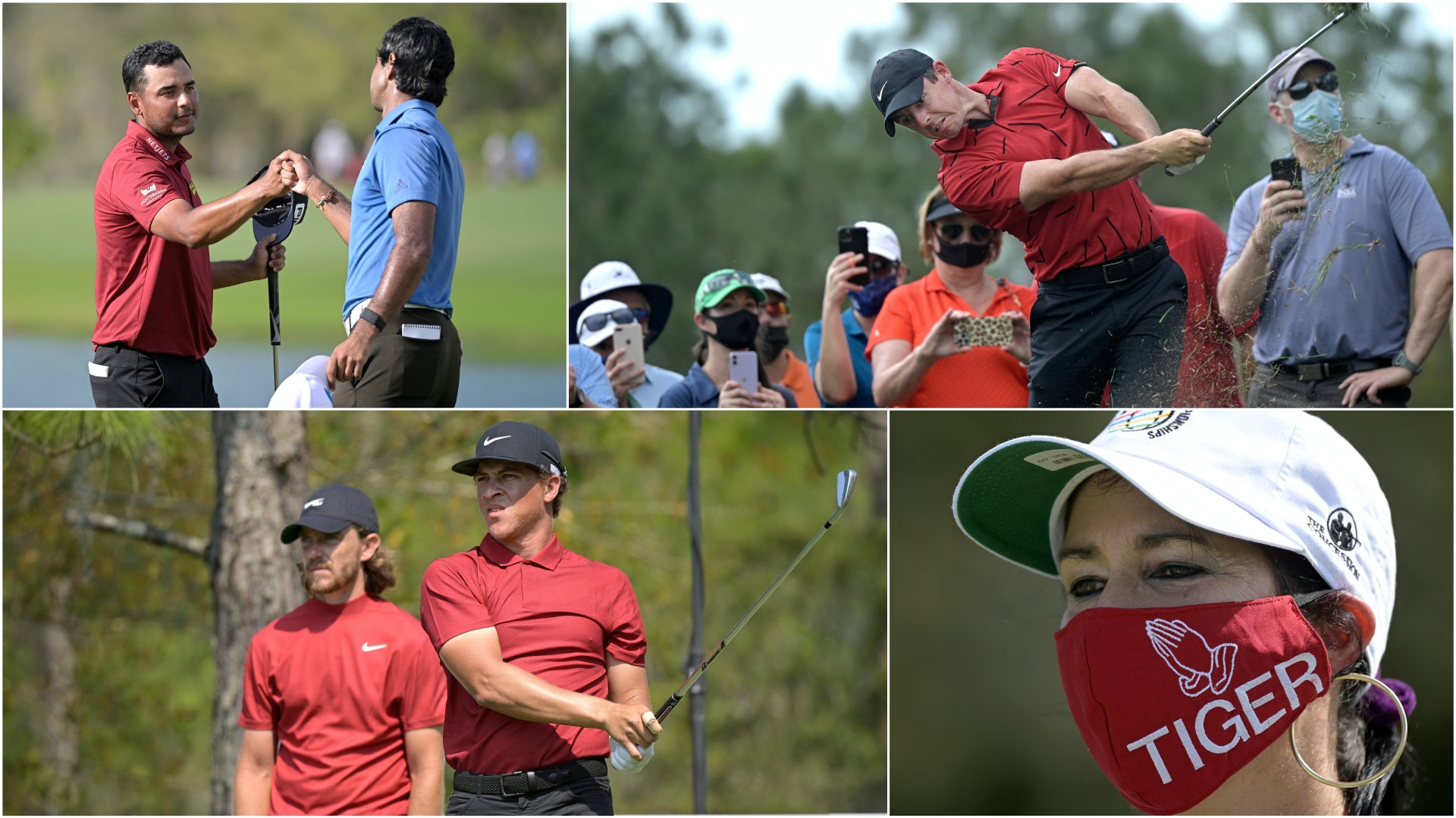 They can wear red, but golf's not the same without Tiger on Sunday | Star Tribune