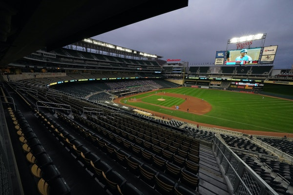 Twins send letter to season ticketholders about their options for 2021