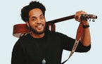 """Hassan Shahid called playing the Cedar """"a dream,"""" even without a live audience."""