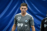 New Loons defensive midfielder Wil Trapp