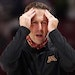 Richard Pitino is 140-120 in eight seasons as coach of the Gophers.