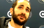 Ricky Rubio is clearly frustrated with losing, but what else is going on?