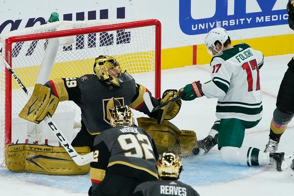 Top line shut down but balanced scoring continues fueling Wild