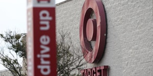 Target gained $9 billion in market share this past fiscal year. (AP Photo/Rogelio V. Solis)