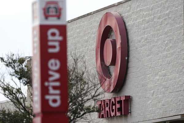 Target gained $9 billion in market share this past fiscal year.