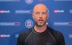 J.A. Happ talked via Zoom with reporters Tuesday in Fort Myers, Fla.