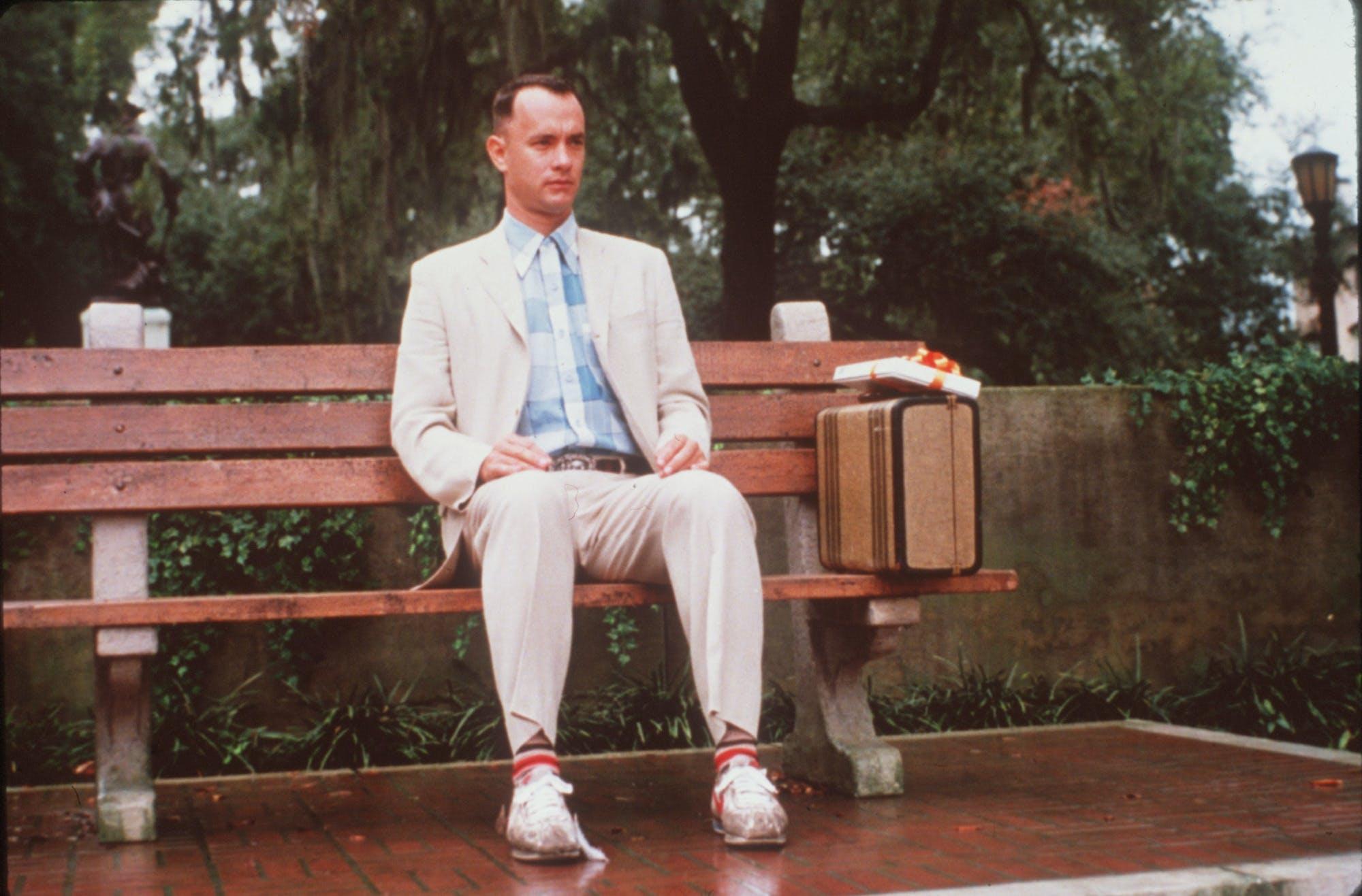 Tom Hanks in 'Forrest Gump.'